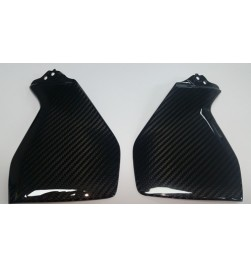 Carbon Fiber tank side panels Yamaha FZ-09 MT-09
