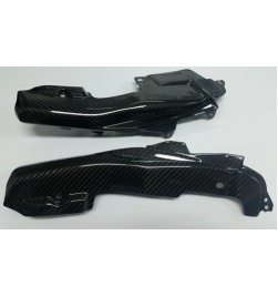 Carbon Fiber rear under tail/seat fairing Yamaha FZ-09 MT-09