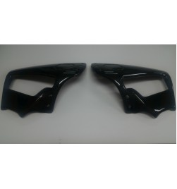 Harley Davidson VRSCF V-Rod Muscle Carbon Fiber Side Fairings